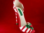Christmas Stilettos Cake