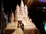 Bride Groom AND CAKE