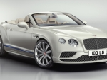 2017 Bentley Continental GT V8 Convertible Galene Edition by Mulliner
