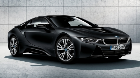 2017 BMW i8 Protonic Frozen Black Edition - Frozen Black Edition, Luxury, BMW, Sport, Car, Protonic