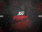 100 Thieves Discord Wallpaper