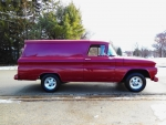 1961 Chevy Suburban Panel Delivery