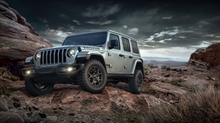 2018 Jeep Wrangler Unlimited Moab Edition Jeep Cars