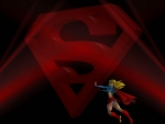 Supergirl Push Wallpaper