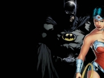 Wonder Woman & Batman Wallpaper