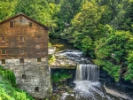 Lanterman's Mill, Youngstown, Ohio