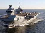 WORLD OF WARSHIPS  HMS QUEEN ELIZABETH MULTI-ROLE LARGE AIRCRAFT CARRIER