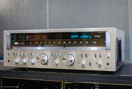 good old SANSUI - amplifer, receiver, sansui, vintage