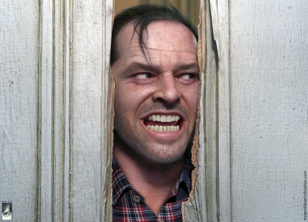 Stephen King's The Shining (Digital Replica) - Shining, Movie, Jack Nicholson, Stephen King