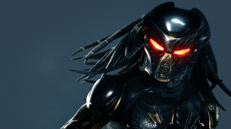 predator 2018 - predator, warrior, alien, hunter