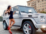 G Class Mercedes and Model