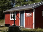 King's Hut in Sweden :)