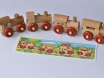 Wooden Locomotives