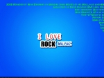 I Love Rock Music