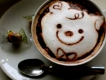 Funny Face Latte 7