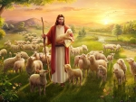 Jesus, good shepherd
