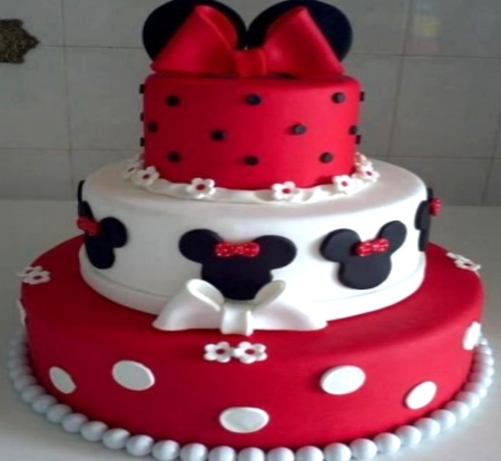 Minnie Mouse Cake Photography Amp Abstract Background