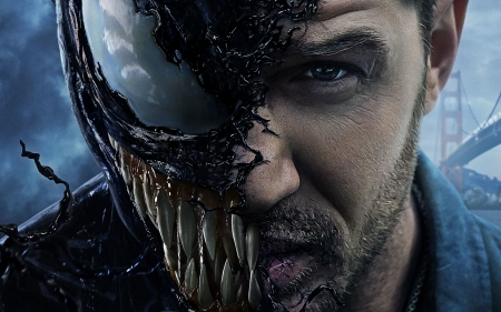 Venom - venom, movies, actor, people