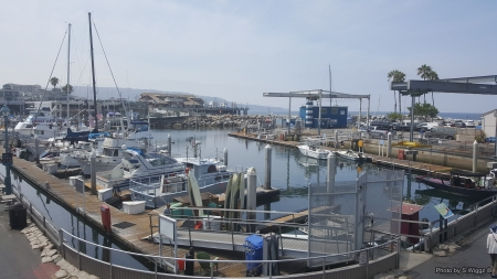 Redondo Beach Harbor - Redondo, Water, Dock, Harbor, California, Sky, Boats