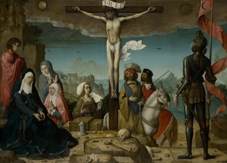 Crucifixion - christ, passion, jesus, cross, bible