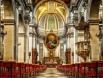 Church in Modica, Italy