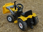 Toy Excavator - Quadracycle