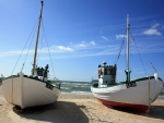 Fishing Boats in Denmark