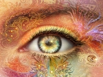Fantasy Eye Art
