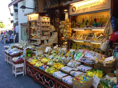 Lemon Products Shop Italy Village - Village, Shop, Italy, Summer, Forio, Lemons
