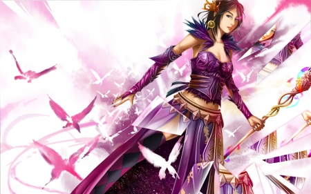 guild wars 2 - mirror, wars, scorceress, guild
