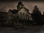 Creepy Ghostly House