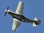 WW2 P51D Fighter