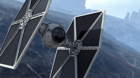 Star Wars Tie Fighter Theater Entertainment Background Wallpapers On Desktop Nexus Image 2428858