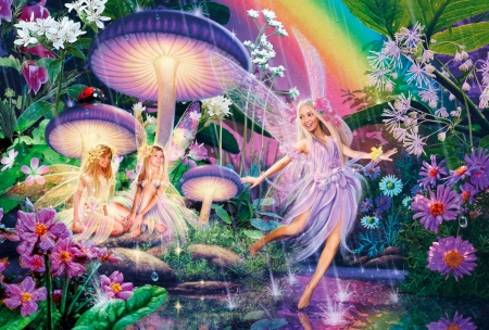 ce446641b30d5 Fairy Land - Fantasy & Abstract Background Wallpapers on Desktop ...