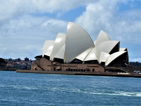 Sydney Opera House Australia - Sydney Harbour, iconic, travel, Sydney Opera House, photography, shellandshilo