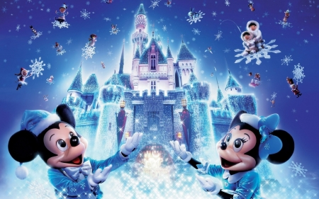 mickey and minnie mouse mickey mouse disney christmas cartoons