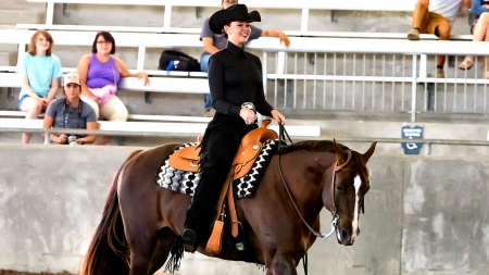 When Cowgirls Ride . . - hats, cowgirl, boots, outdoors, event, horses, brunettes, style, western