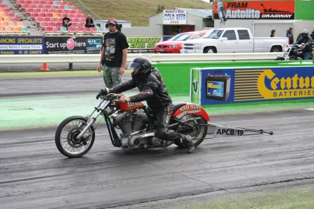 Outcasts 40th Drag Meet, Waikato Nz - bikes, leather, harley, outcasts, drags, meremere