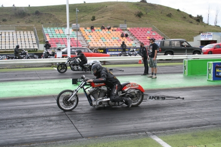 Outcasts 40th Anniversary Drag Meet Meremere Nz - race, muscle, outcasts, wheel, Nz, drag, bikes