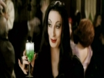 Morticia In Adam Family