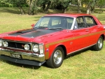 1970 ford xw falcon gtho phase 2
