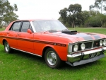 1971 ford xy falcon gtho phase 3