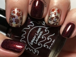 Designs With Autumn Leaves