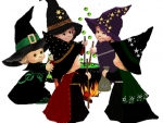 Baby witches