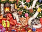 cats-art-cute-year-kitten-cat-animal-decoration-box-tree-christmas-new-painting-gift-holiday