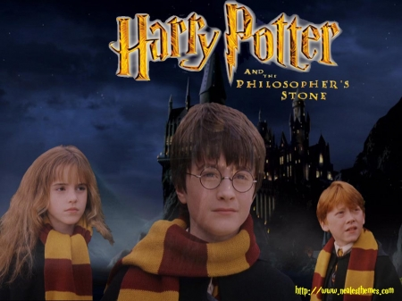 Harry Potter And The Philosophers Stone Movies