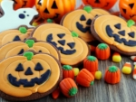 Halloween Cookies And Candy