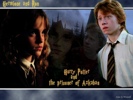 Harry Potter And The Prisoner Of Azkaban - The, Harry, Prisoner, Azkaban, And, Potter, Of