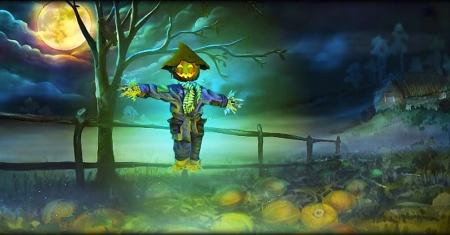 Happy Halloween !! - spooky, pumpkin, color, night, costumes, colorful, happy halloween, trick or treat, witches, halloween, magic, beautiful, midnight, horror, creepy, demons, octobre, shadows, vampire, fright night, haunted, scarecrow, monsters, garlic