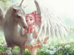 Chibi Moon and Pegasus